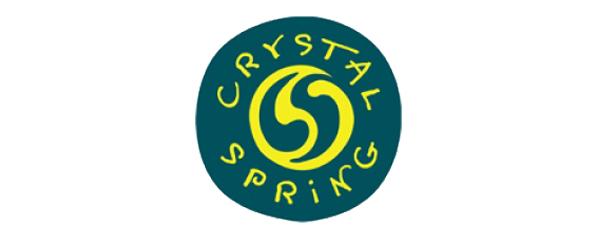 crystal spring logo